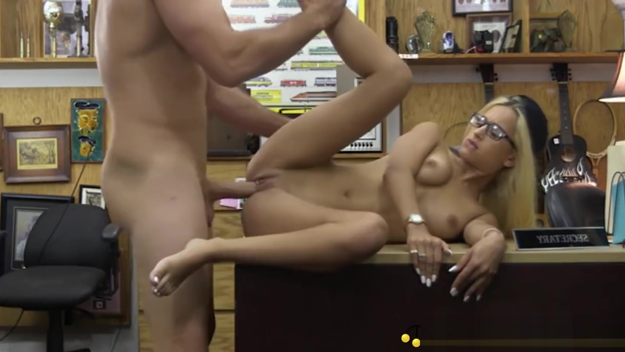 Pretty Blonde Wife Unfaithful To Her New Hubby To Reclaim Pawned Ring Quick female orgasm videos