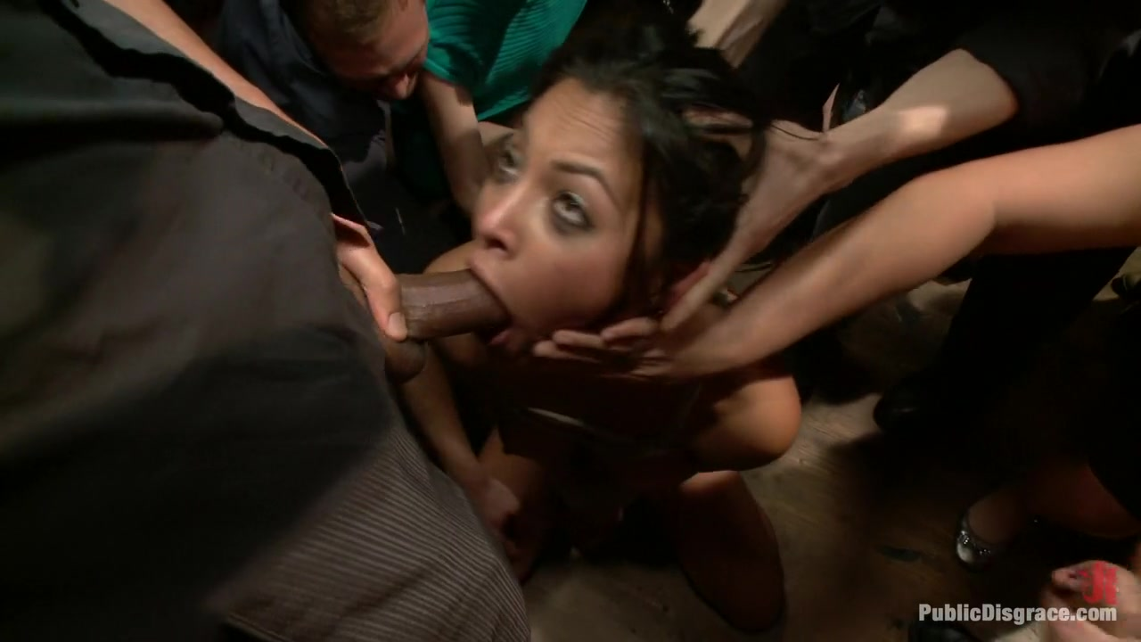 Big Booty Latina Tied and Fucked at Party Milfs In London