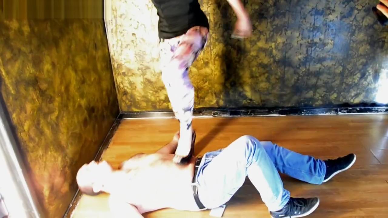 Jennyfer Cruel - Sadika - Violent Trampling - Tramplethon