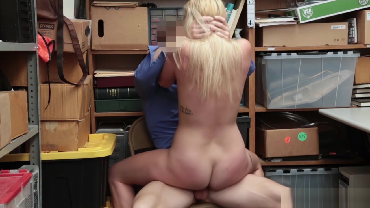 LP Officer banging that shaved shoplifter pussy Ebony creamy orgasm