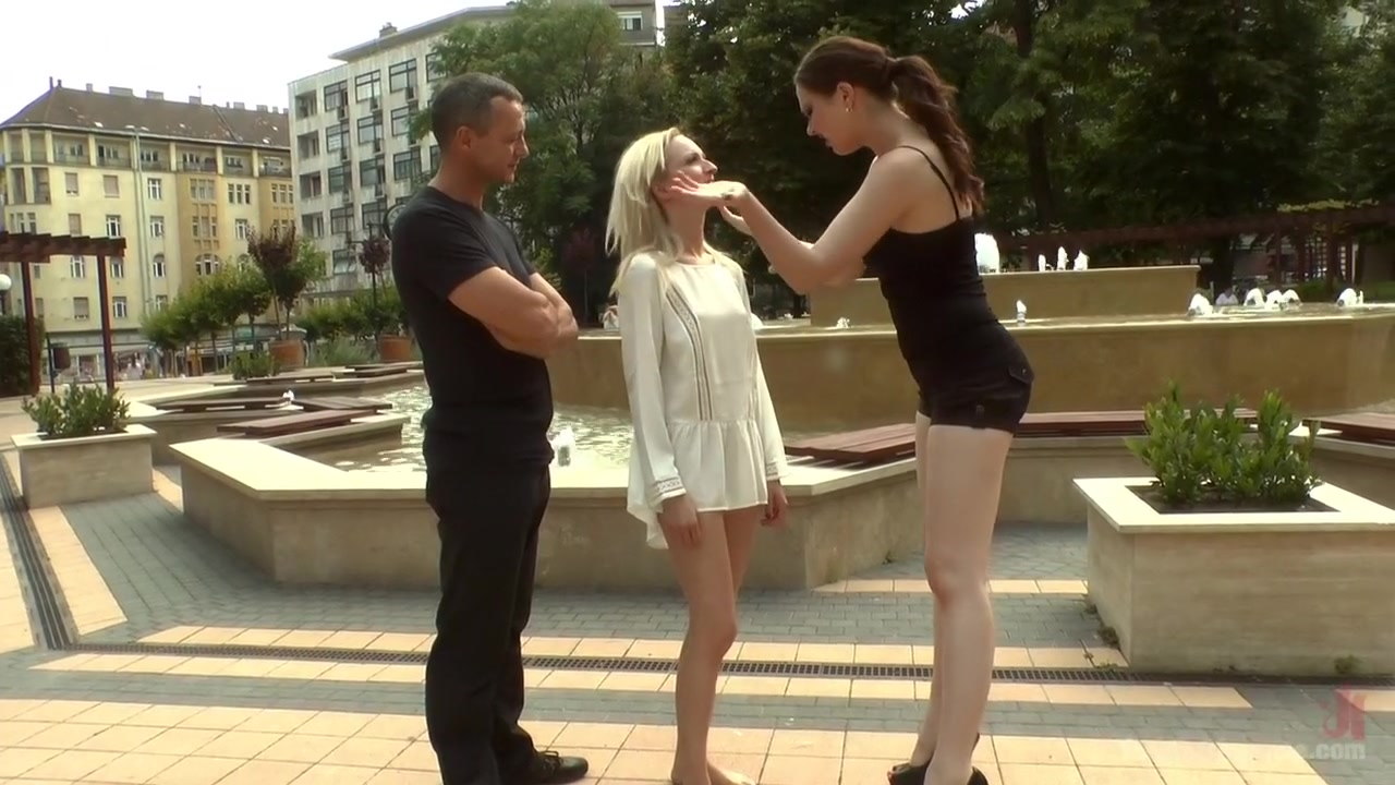 Gorgeous Whore Melanie Services Public Disgrace free hot amateur porn