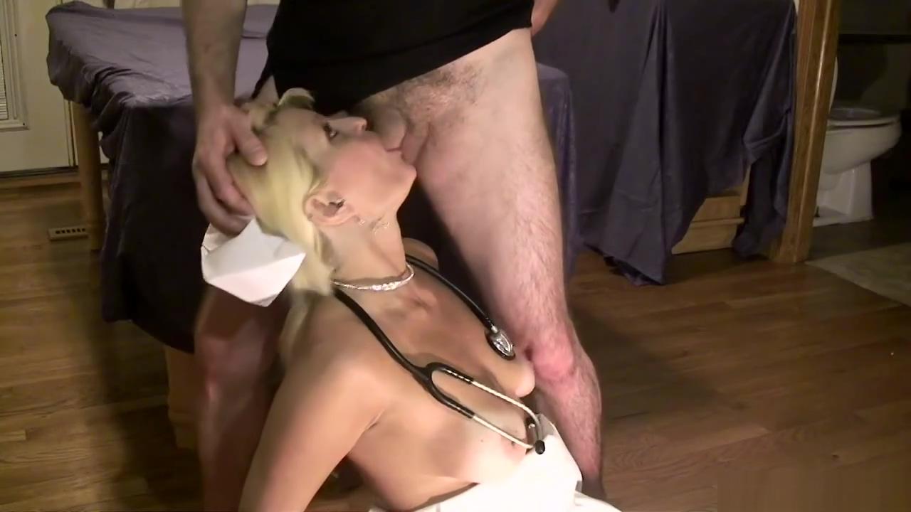 Nurse Gape Blonde Milf Whore Anal Nurse Cosplay Glory hole junkie