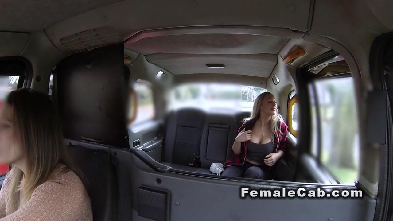 Female cab driver licks huge tits blonde redtube milfs first scene