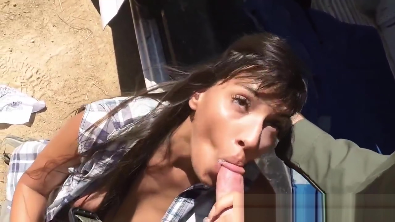 Latina captured for fuck Monsters fuck her ass