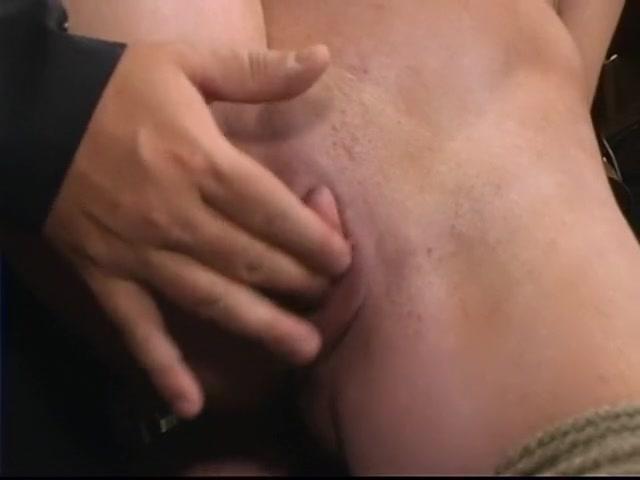 Nude photos Womens latex briefs with dildo