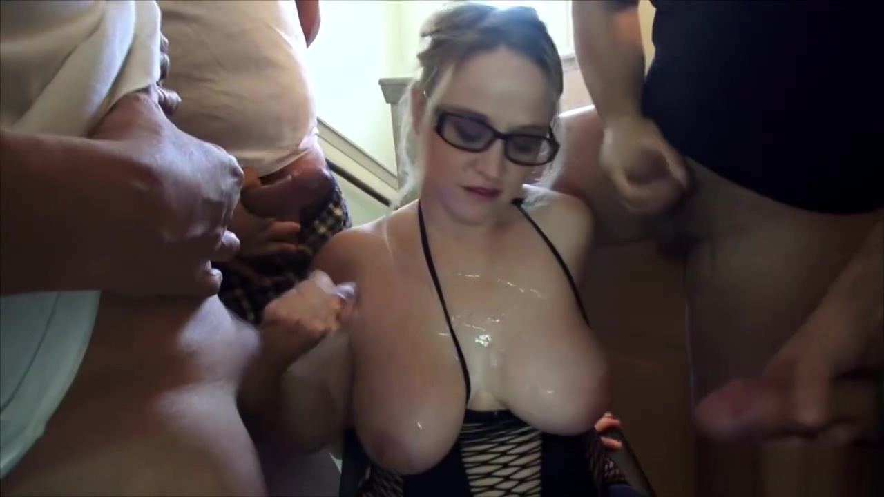 Wife Surrounded by Guys Jerking Off Kristen archives cant get enough of robbies giant cock