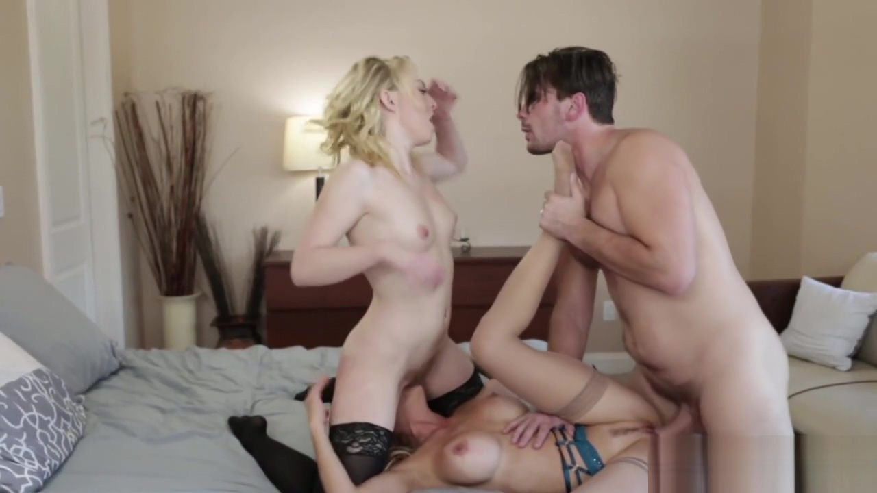 Real MILF queened and facialized in threeway action anal ass minutes