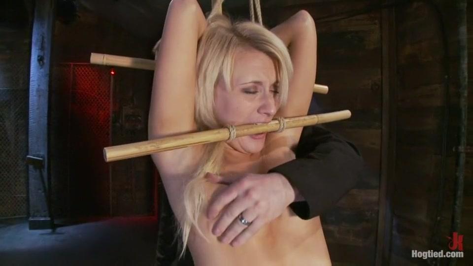 ebony bound Porn tube