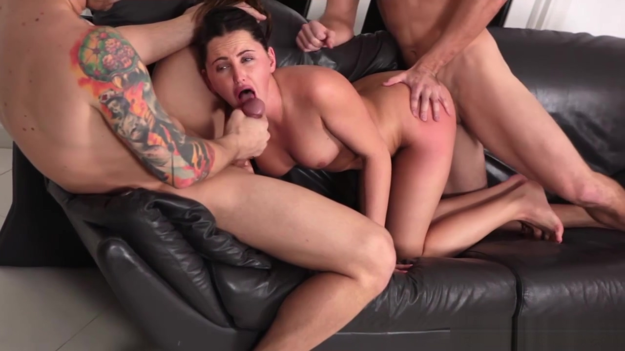 Step bros tossing up Hope Howells salad one cock in each hole black boy pussy tumblr