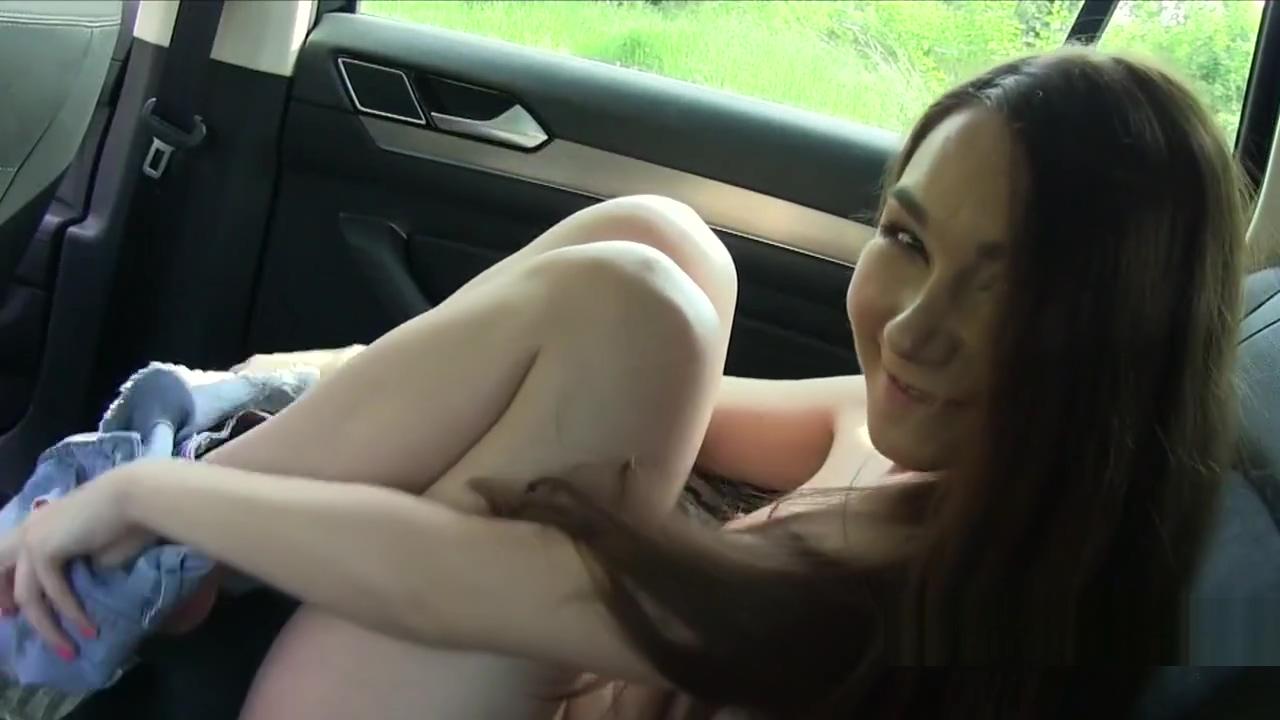 Euro dude bangs redhead in his car in public pov sexy plus size girls fucking
