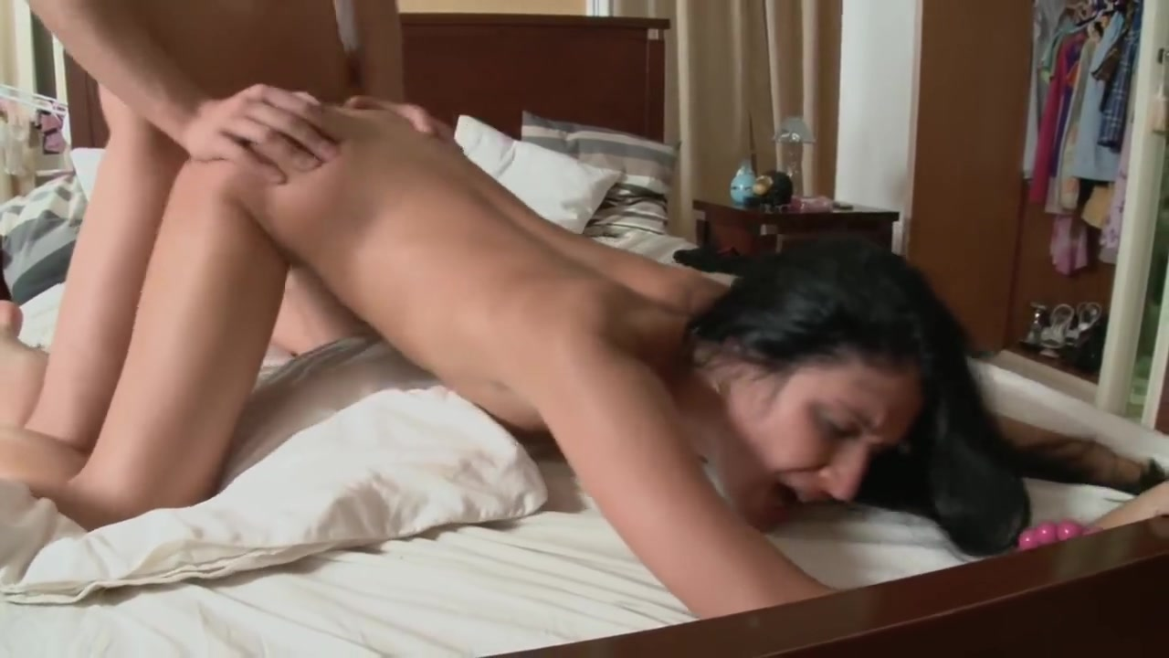 Naked xXx Two hot nasty busty big boobed lesbians