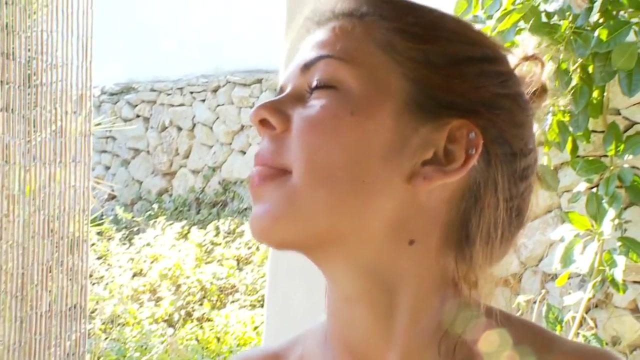 Porn naked lesbiam Beach