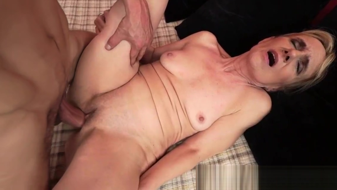 Granny gets cum creampied Shemale cumshot movie tgp