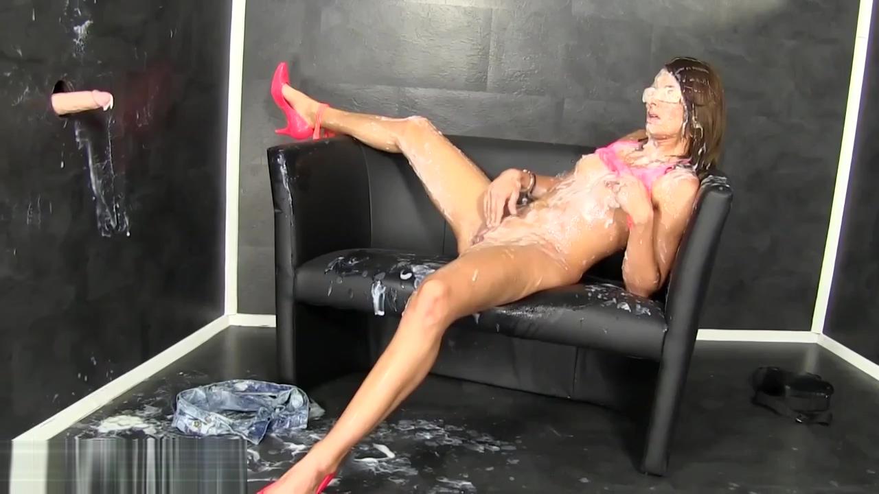 Glamour fetish cum spray 3gp nude clips