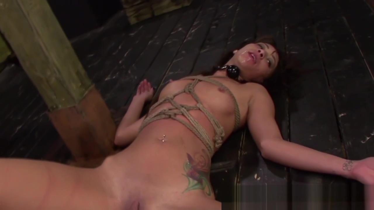Squirting slave gets cum kick ass hot actress