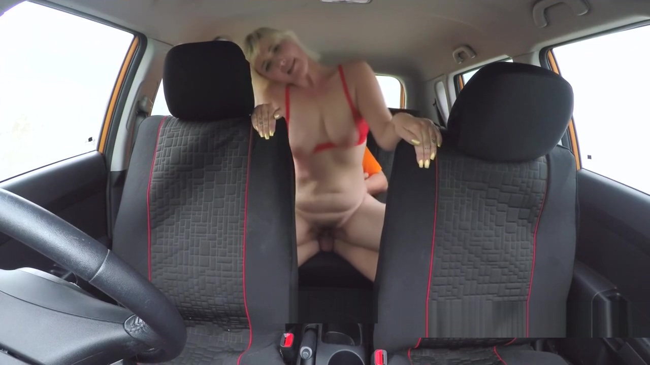 Blonde in red bra fucks instructor in car Download psp games in pc