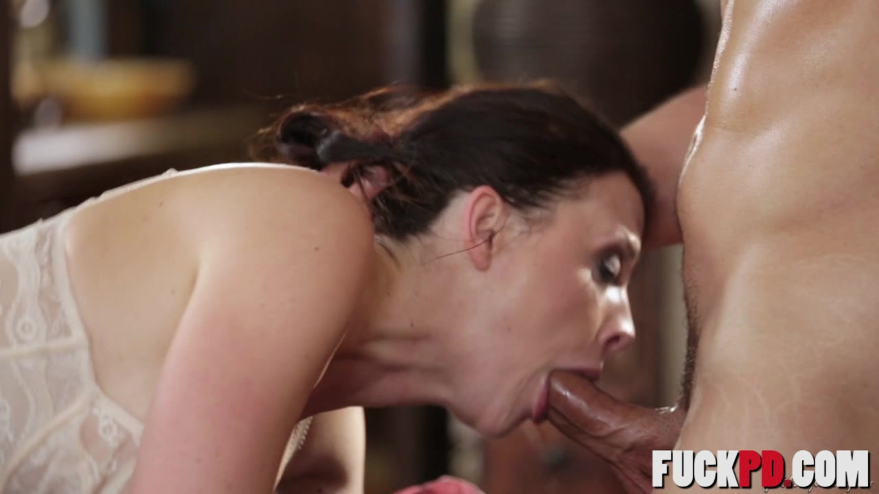 Adult archive Hairy pussy getting anal