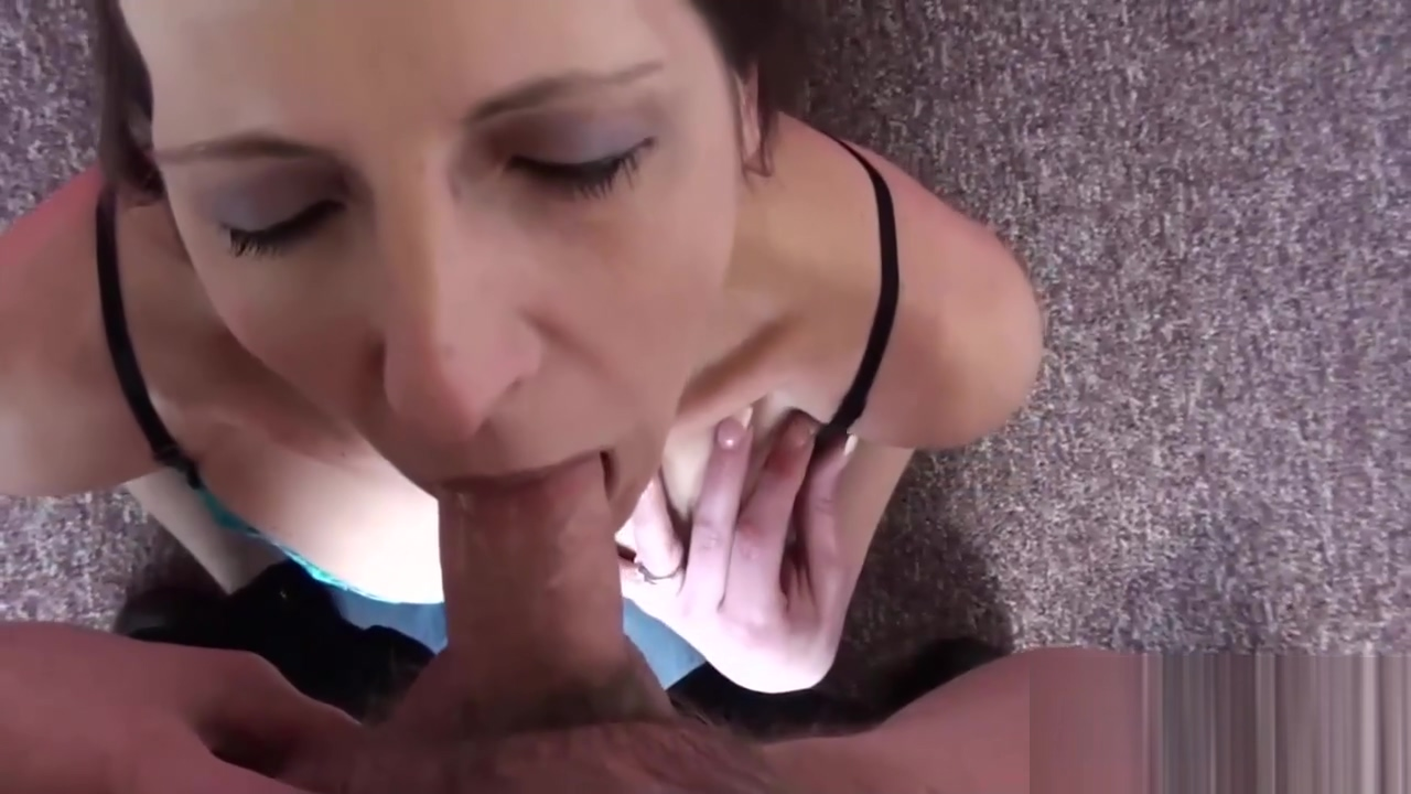 POV blowjob action with a raunchy bint Marta Las Clos
