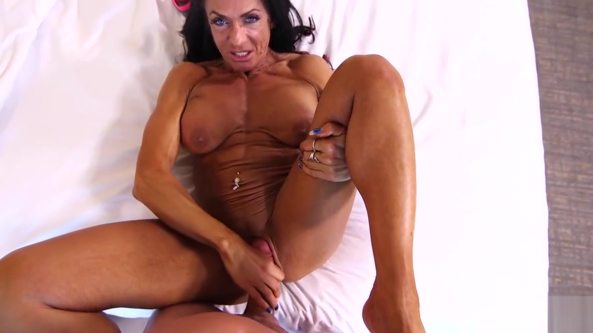 60yo Fit Body Builder MILF Anal Sex Will Pump You Up! Brandi love hot milf