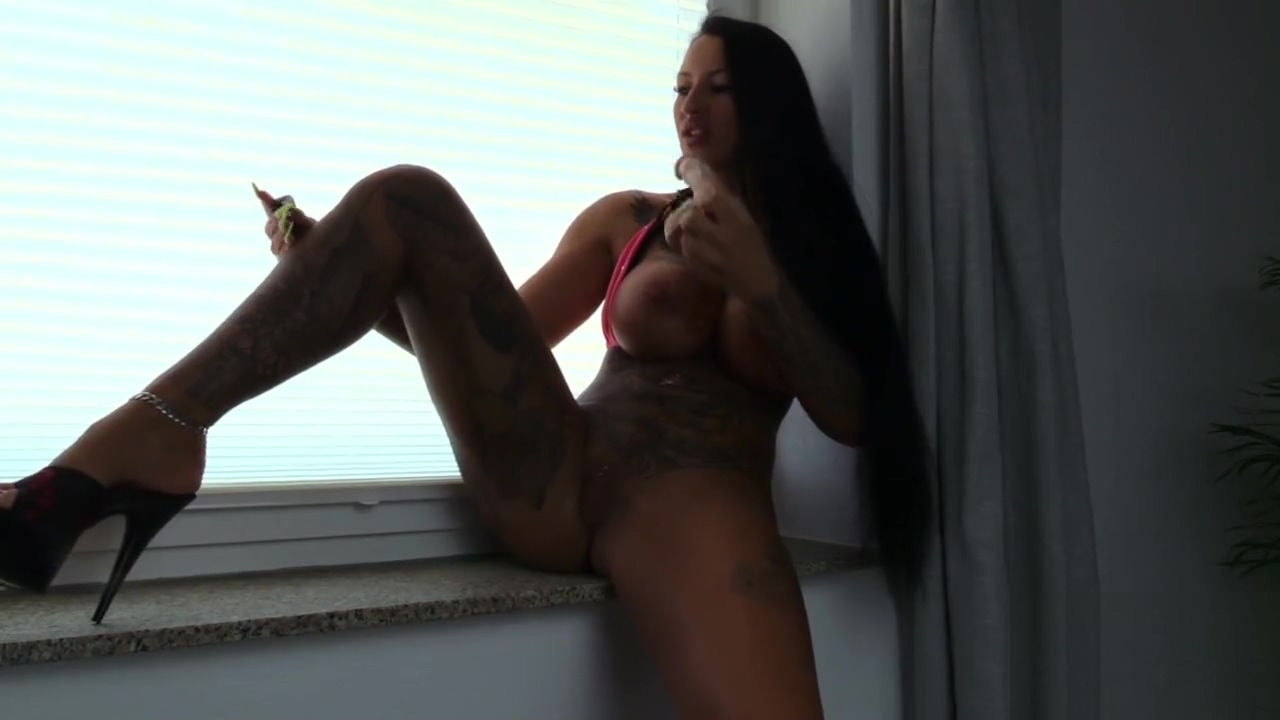 Squirting My Pussy Babe receives deep pounding for her ass aperture