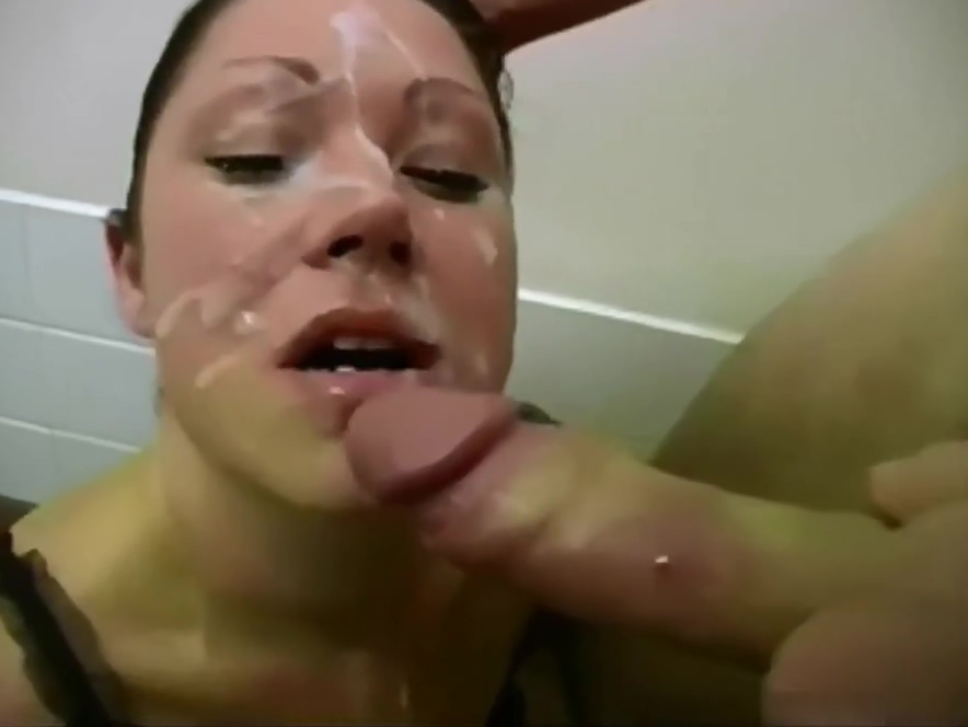 big cock big facial 14 video of boob massage