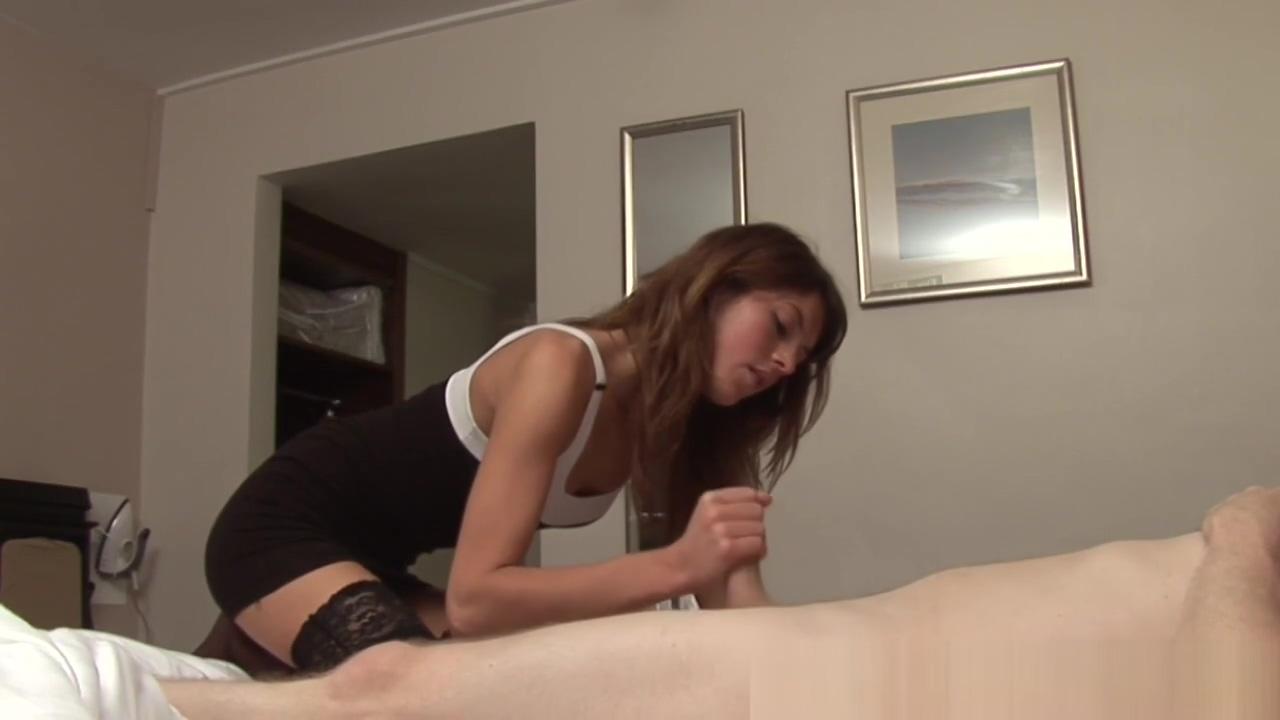 CFNM fetish babe wanking cock in pov Fuc k girl x x x dessert
