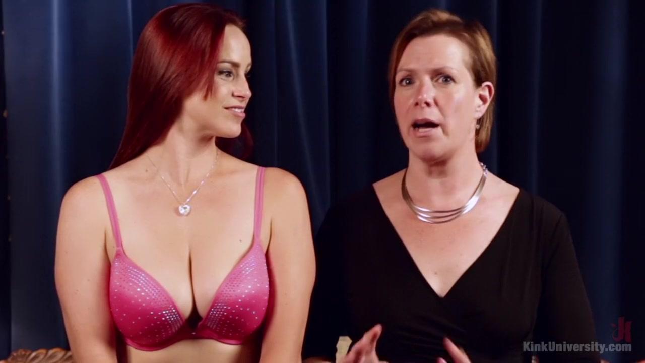 Scarlett pomers nude xxx XXX Porn tube