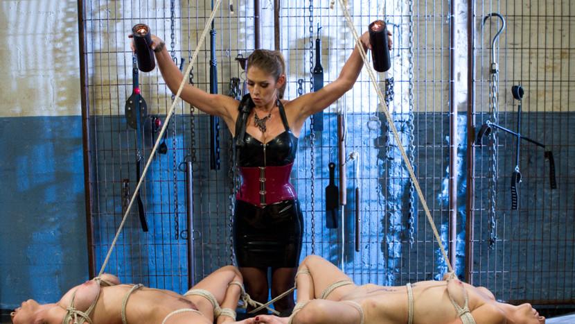 Duchess Dani masturbates Brandimaes pussy Porn clips