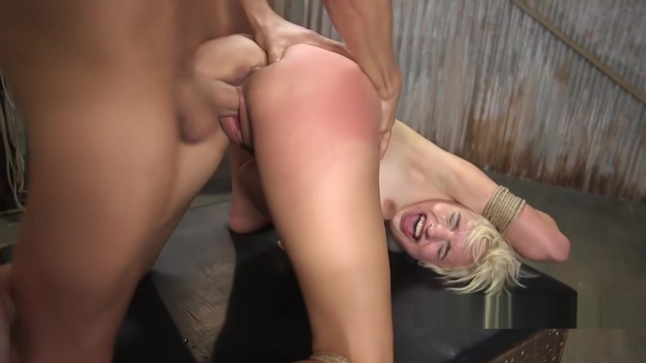 Huge cock master bangs tied up blonde Photo face online