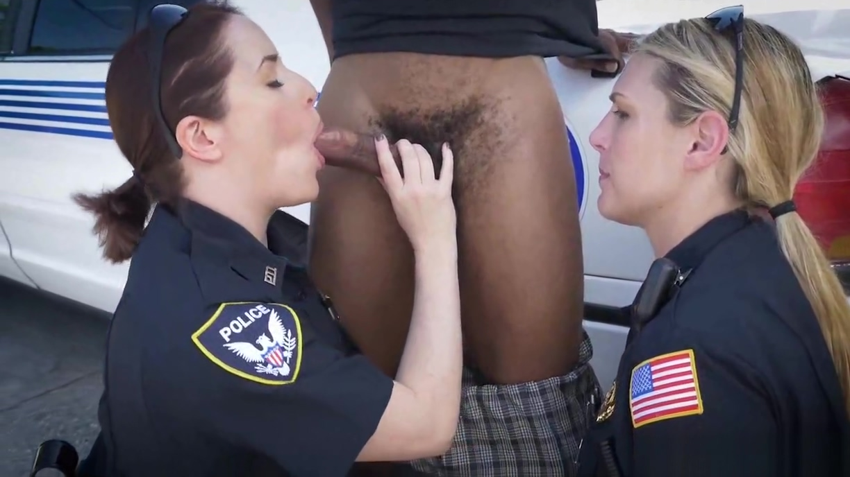 Cops suck black dick in the streets Gorgeous naked japanese women