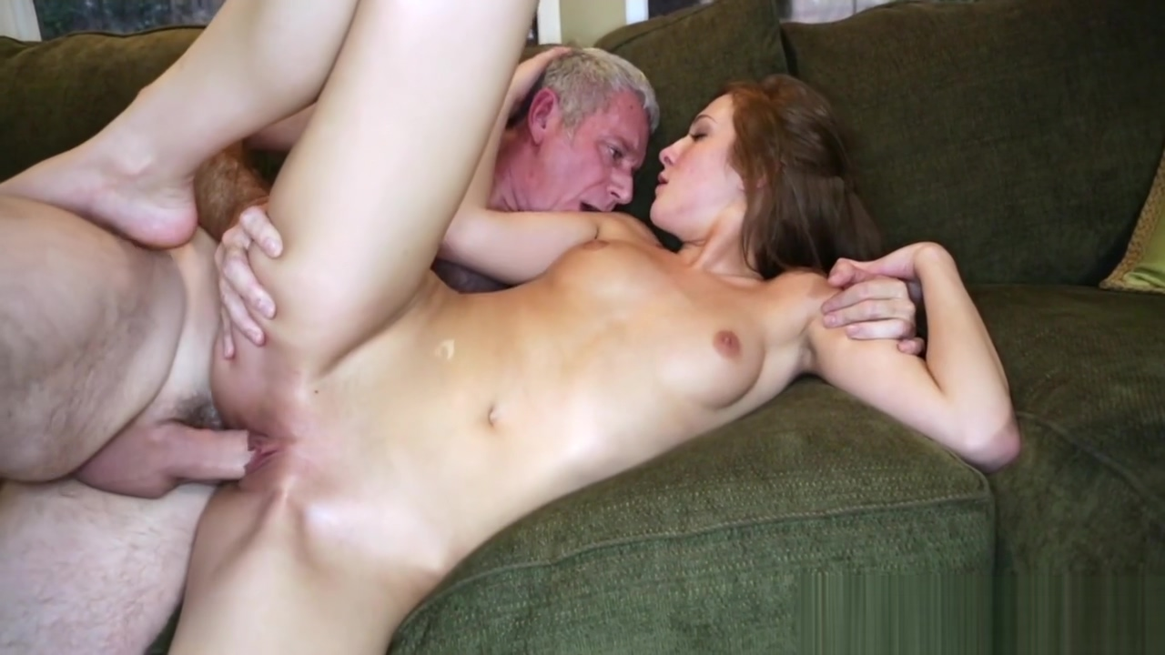 Horny Teens Alexa And Molly Swap Their Dads