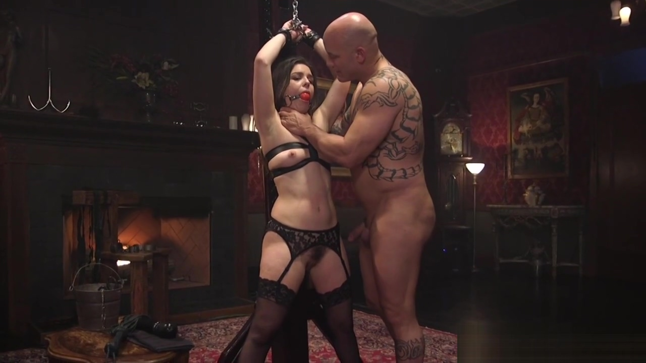 Bound babe gets whipped and assfucked Shane Filipina Fucked