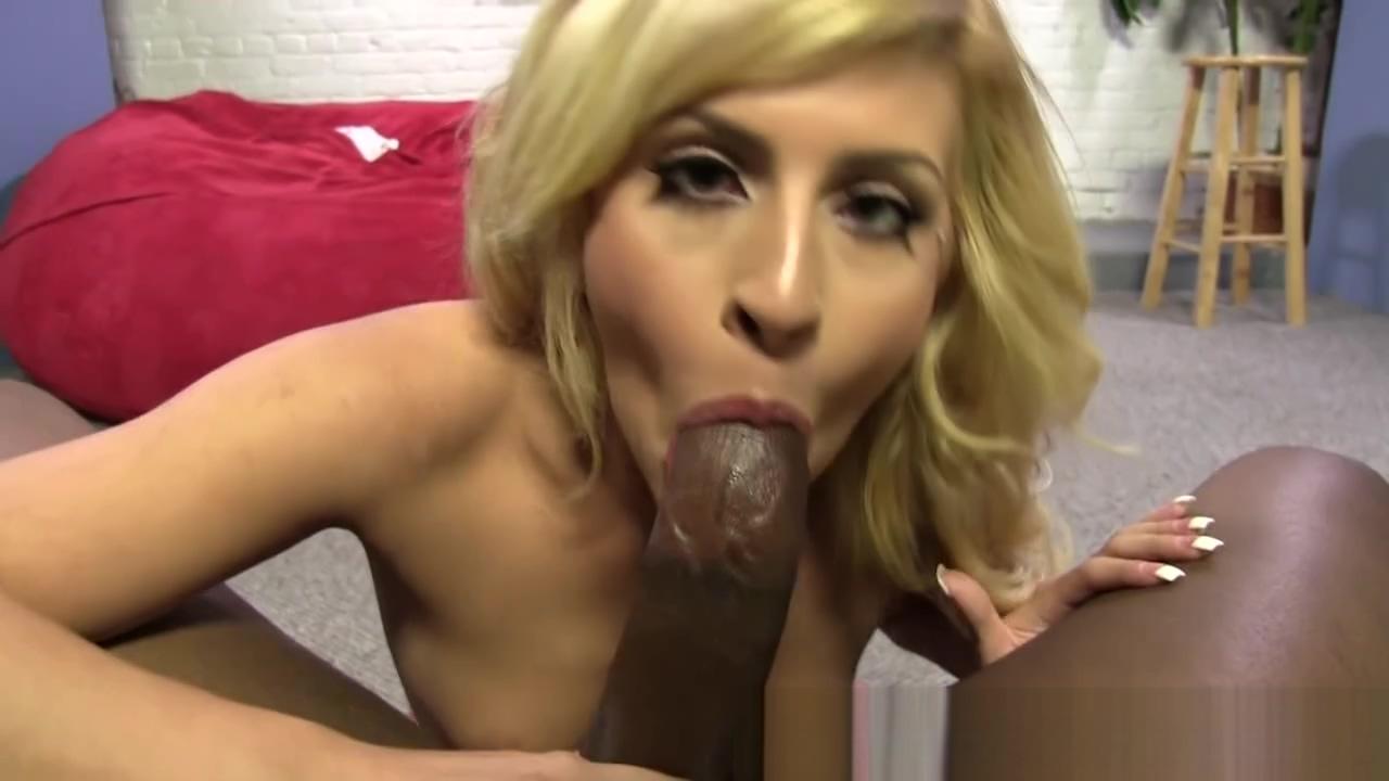 Massive black cock fucking