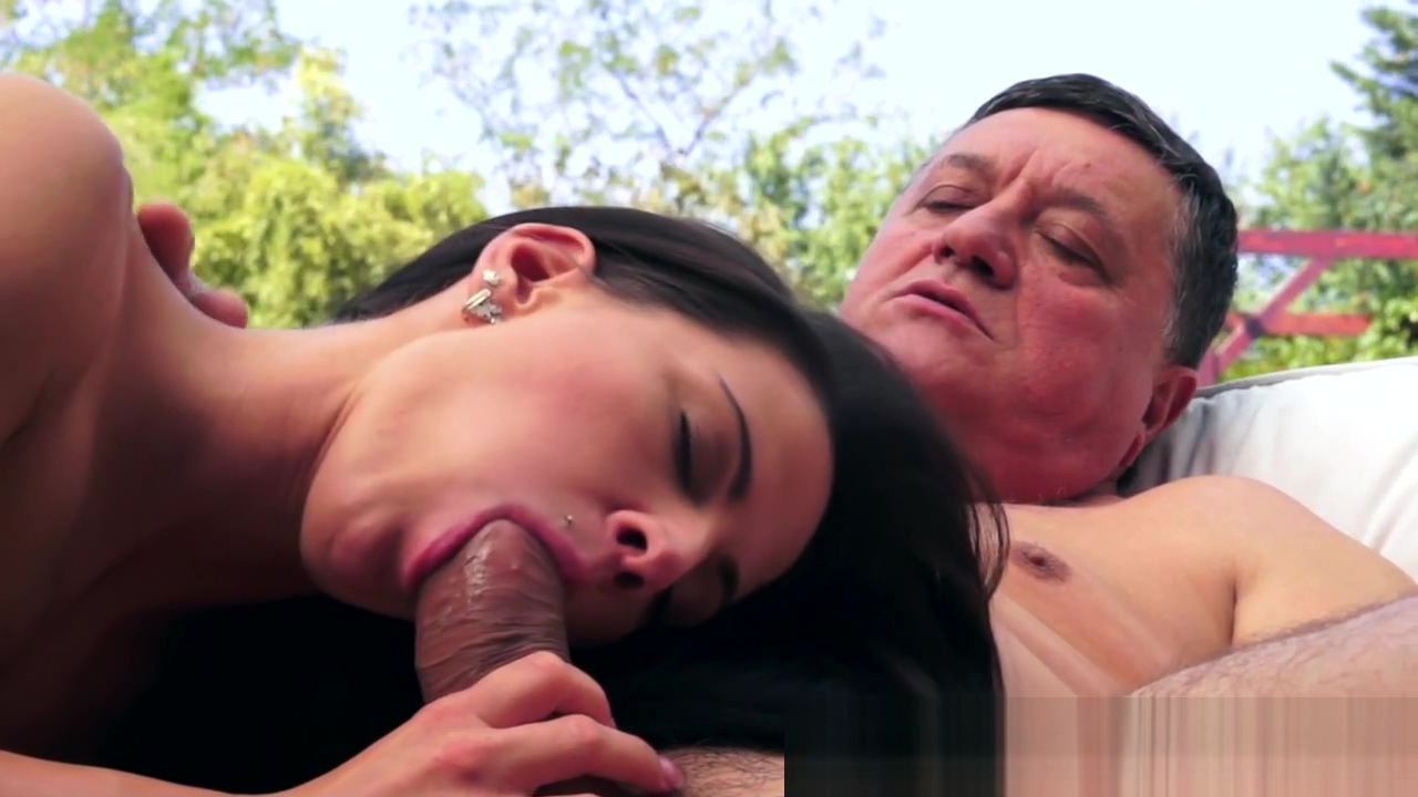 Teen eurobabe seduces a pensioner fetish lactating sex story while