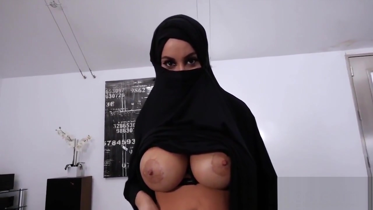 Burka slut gets facial www.old irish women fucking anal