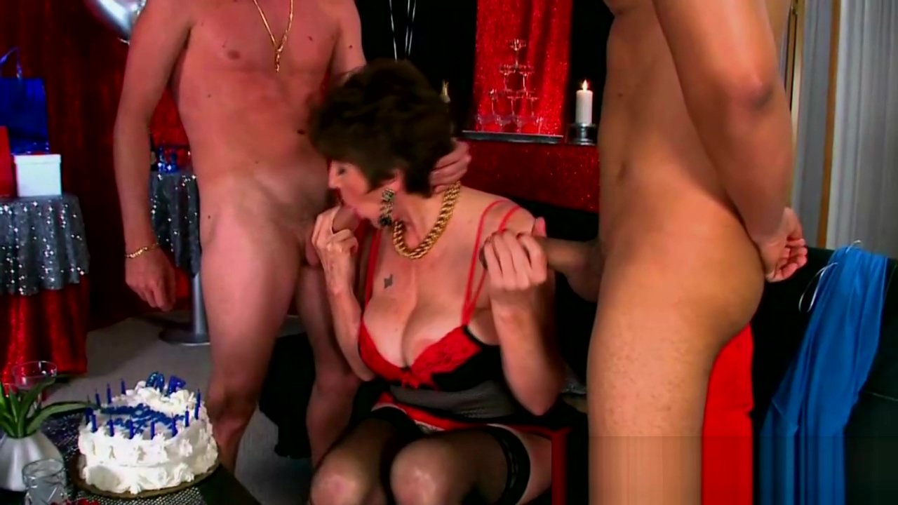 Sexy grannies love anal and everything nasty Panty fuck porn pics
