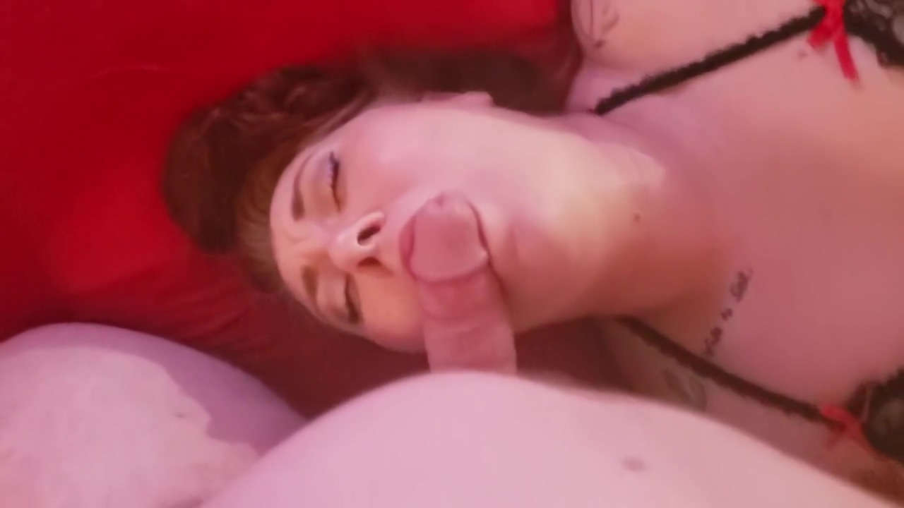 BBW POV 3SUM with FACIAL How u get down