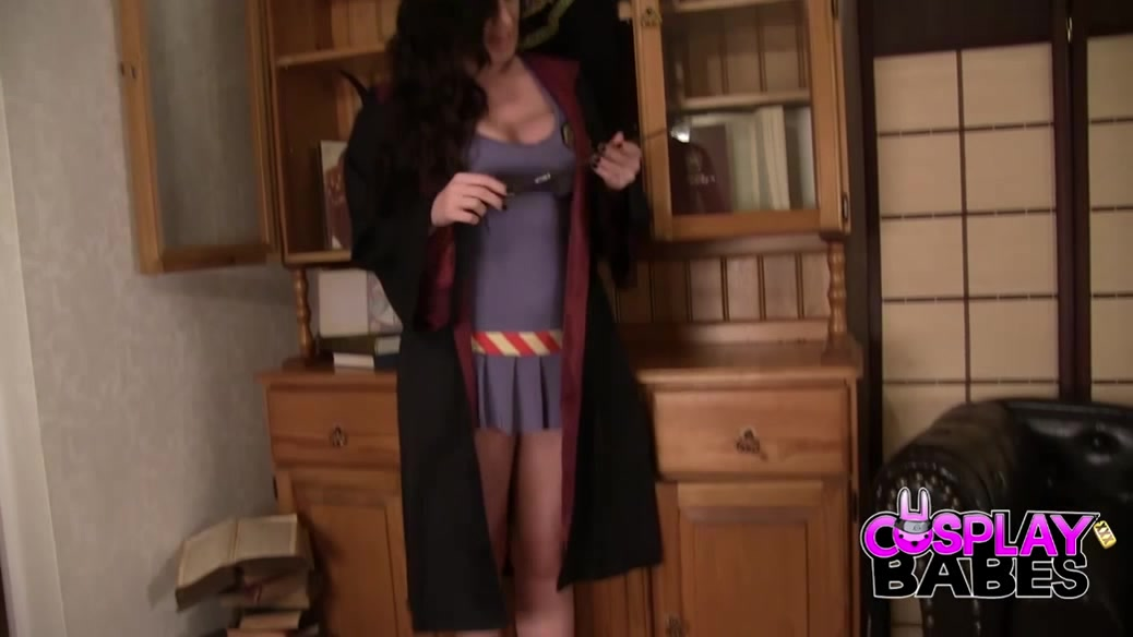 Cosplay Hermione Granger with huge tits Movies Butler Amd The Maid