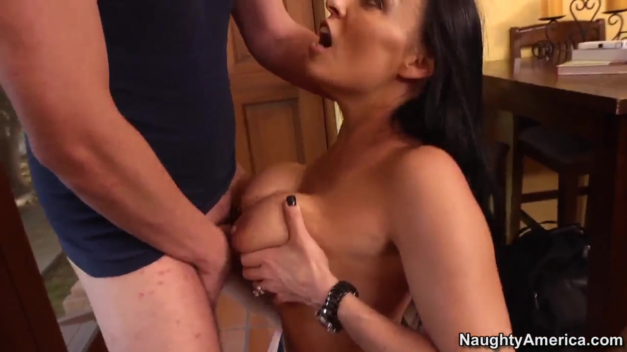 Sexy Video Hairy mature anal creampie