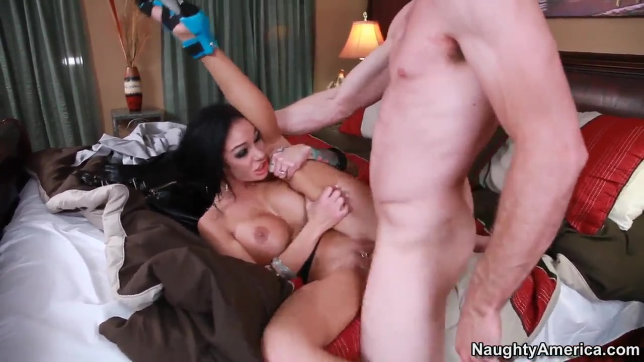 August Ames Anal Fuck Sex photo