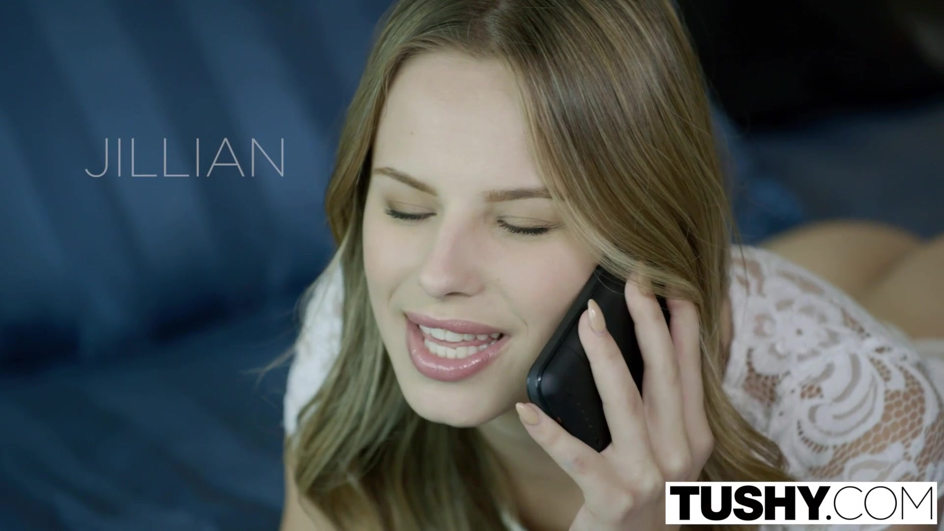 TUSHY Hot Young Model Jillian Janson Fucked in the Ass Steps of dating a guy
