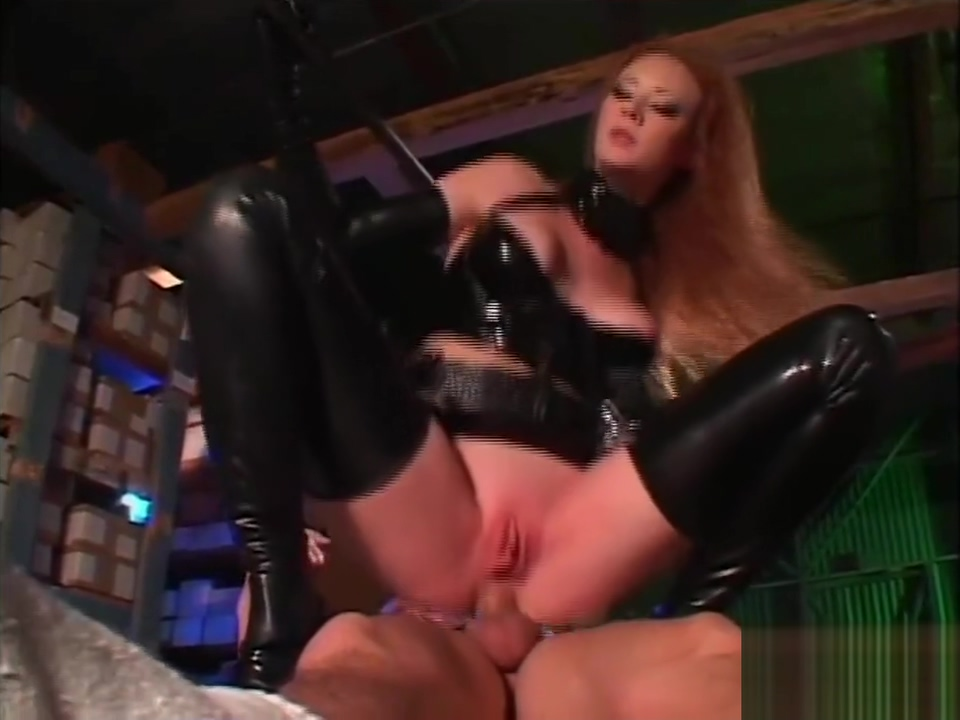Exotic adult video Red Head wild show