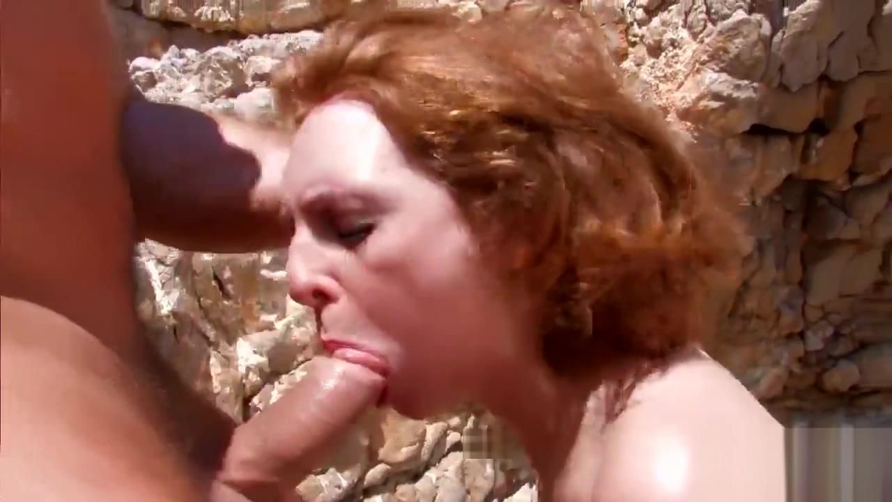 Incredible xxx video Red Head great full version Ebony female porn stars dancing