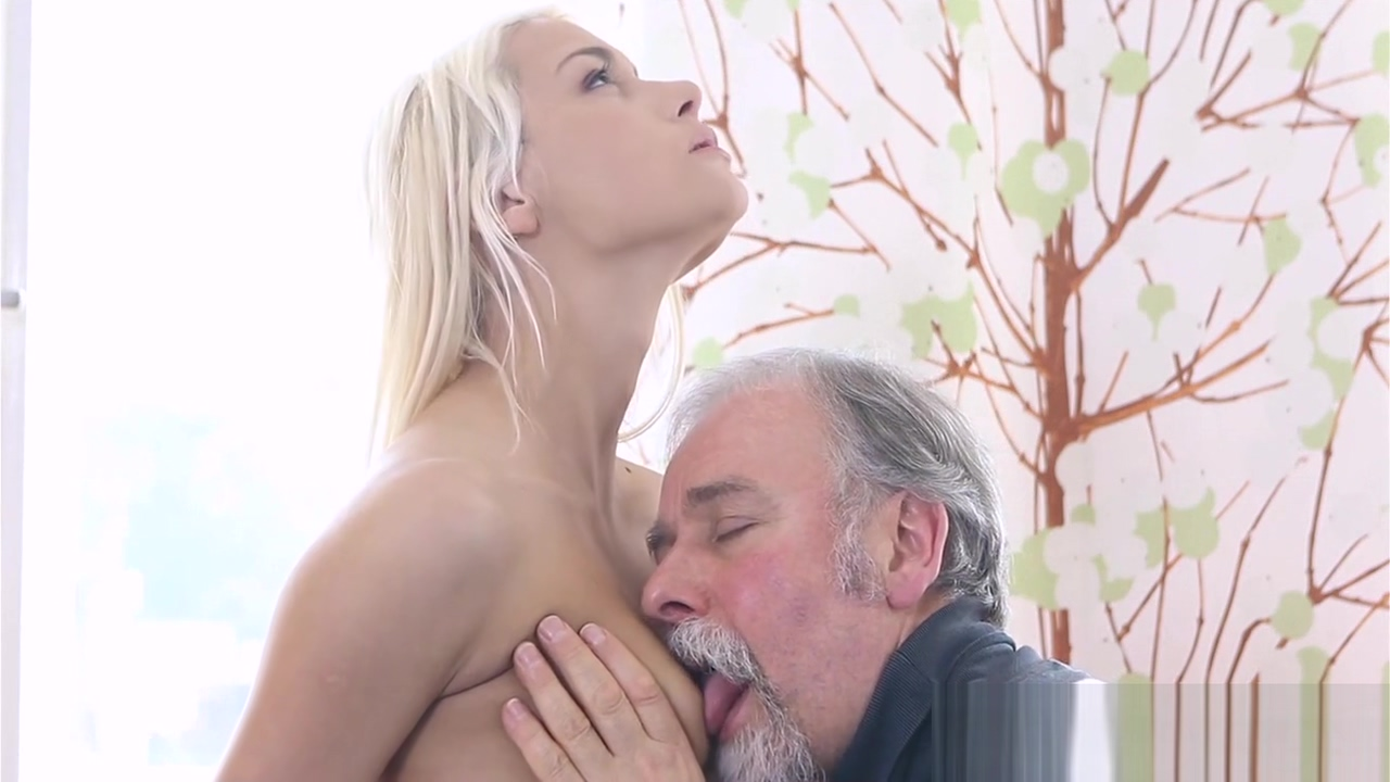 Old guy craves for young hole