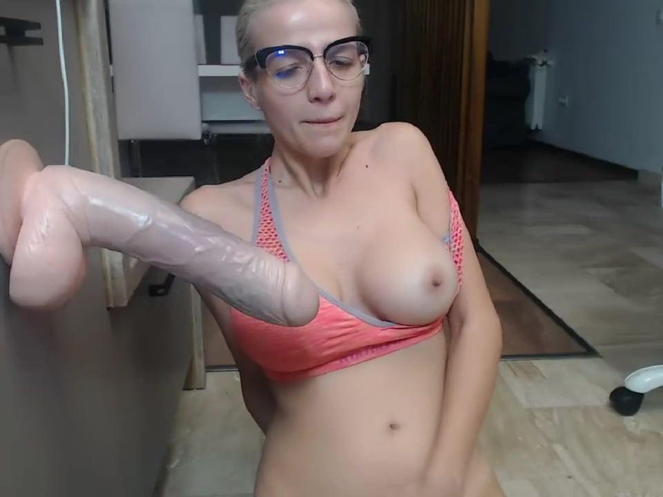 Sexy Milf Masturbates and Orgasms ALL DAY LONG ! multiple anal cream pies
