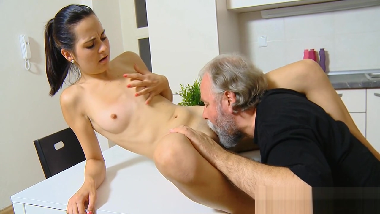 Young chick sucks and rides old rod Karen kougar all about karen kougar's tits pussy and ass