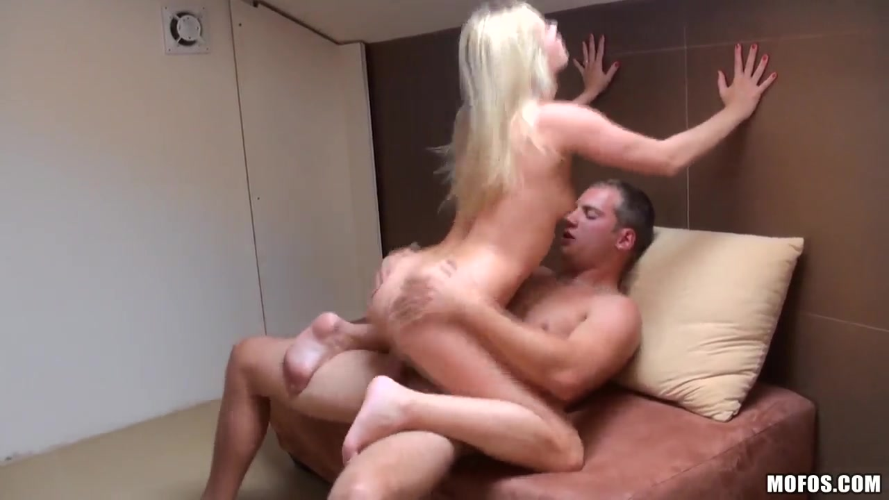 Leony Aprill is ate out, then rides a dick live sex sally marcelina