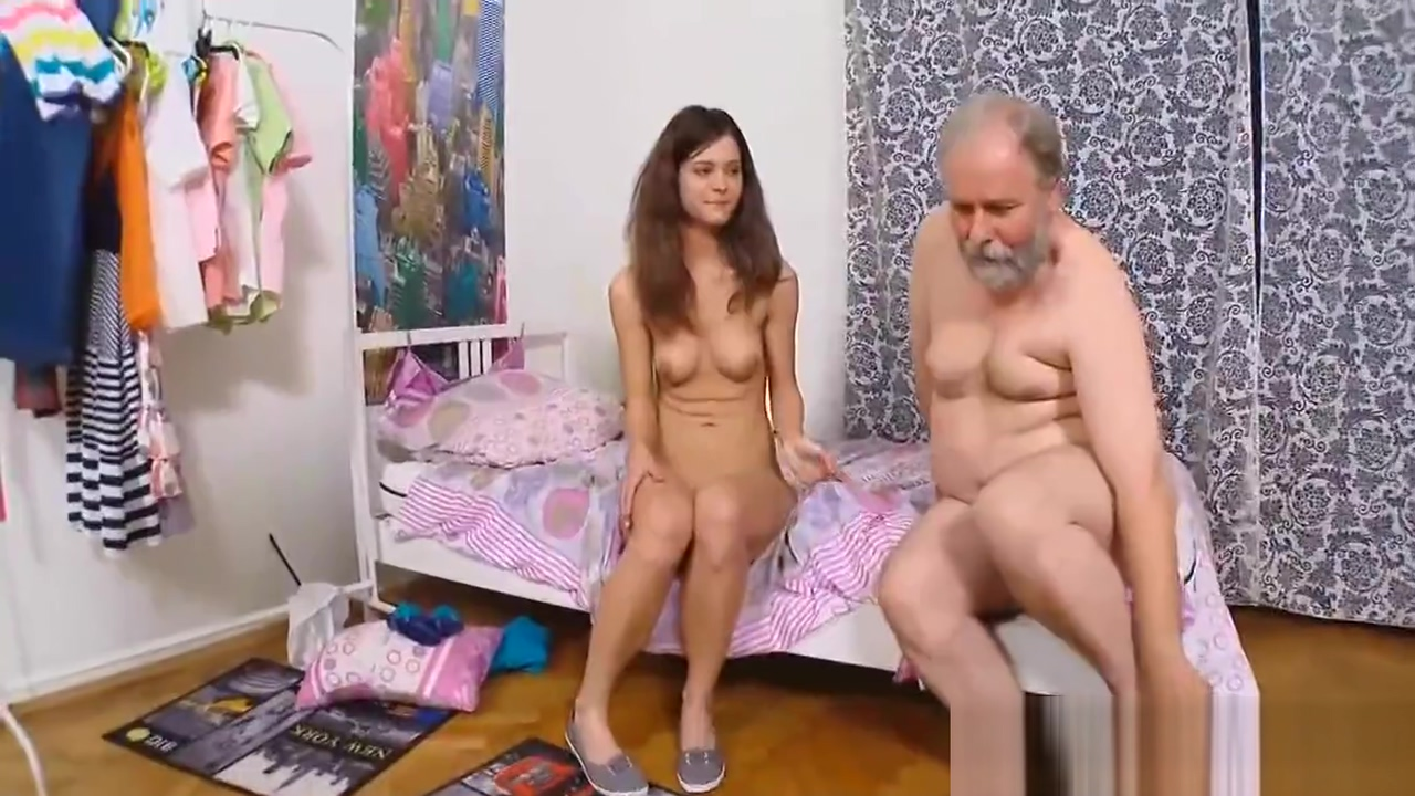 Old cock enters young pussy man pays old guy to fuck girlfriend porn