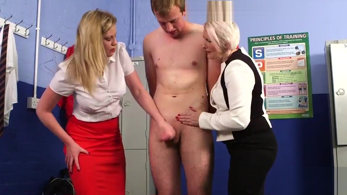 Cfnm brit mistress sperm Fat women with a paddle
