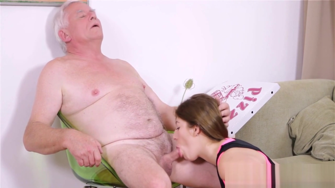 Old guy seduces young babe condom and uncircumcised men video